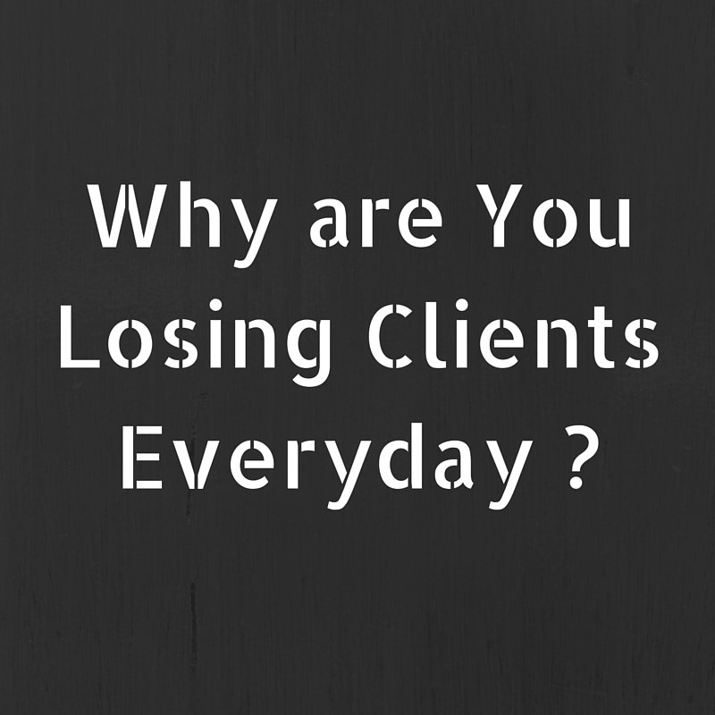 Freelance writing mistakes that are costing you clients everyday