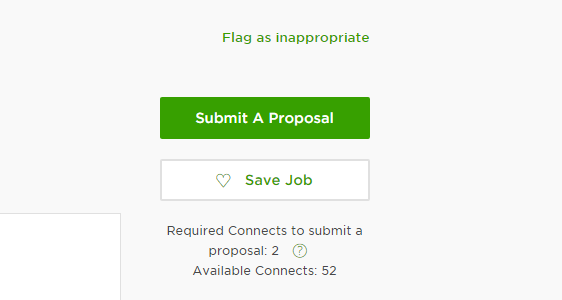 make money on Upwork - Submit proposal