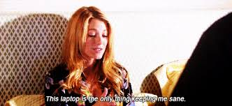 Blake lively-laptop - 7 questions every freelance writer is tired of answering