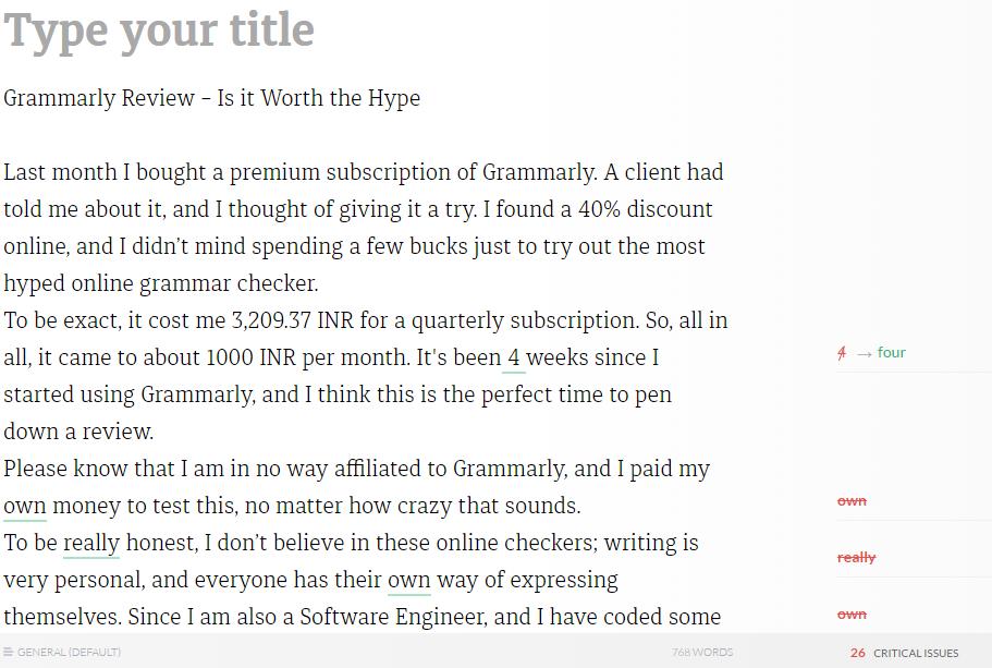 Grammarly 2