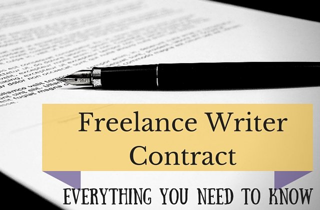 Do you use a freelance writer contract with your clients or do you just hope for the best when they stop replying or paying?