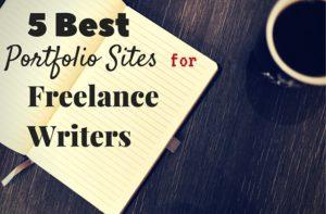 Portfolio sites for Freelance writers