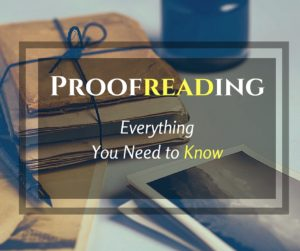 Freelance writers can take up proofreading gigs to earn extra cash