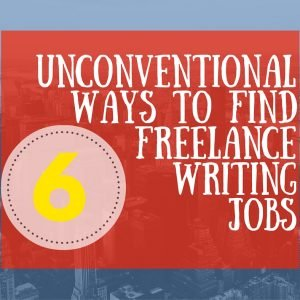 There are a million ways to find freelance writing jobs online, all you have to do is, look in the right places