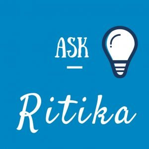 Ask Ritika - In this segment I answer questions about freelance writing and content writing