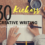 30 Kickass Creative Writing Topics and Prompts