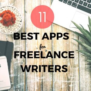 These best apps for freelance writers in 2017 won't just make you a better writer, but they will also help you stay productive and meet every deadline.