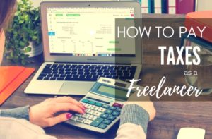 freelancer in india-pay taxes