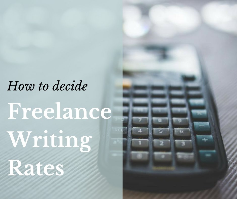 For every freelance writer who is just about to start his journey, the biggest question is always - How should I decide my freelance writing rates?