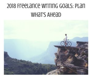 In this new year, make freelance writing goals and plan ahead so that you can have a successful year ahead. Get a notepad and pen, and write down your goals