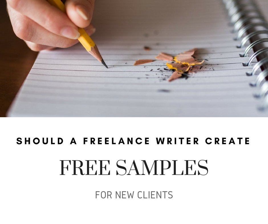 As a freelance writer, you are bound to come across clients that ask for free samples, but is it worth writing new articles with no hopes of getting paid?