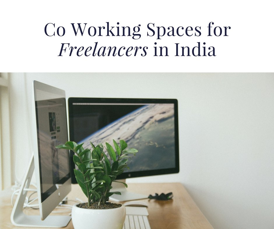 Working from home is a great feeling, but it can get incredibly boring and dampen your creativity. Instead, you can work from coworking spaces in India