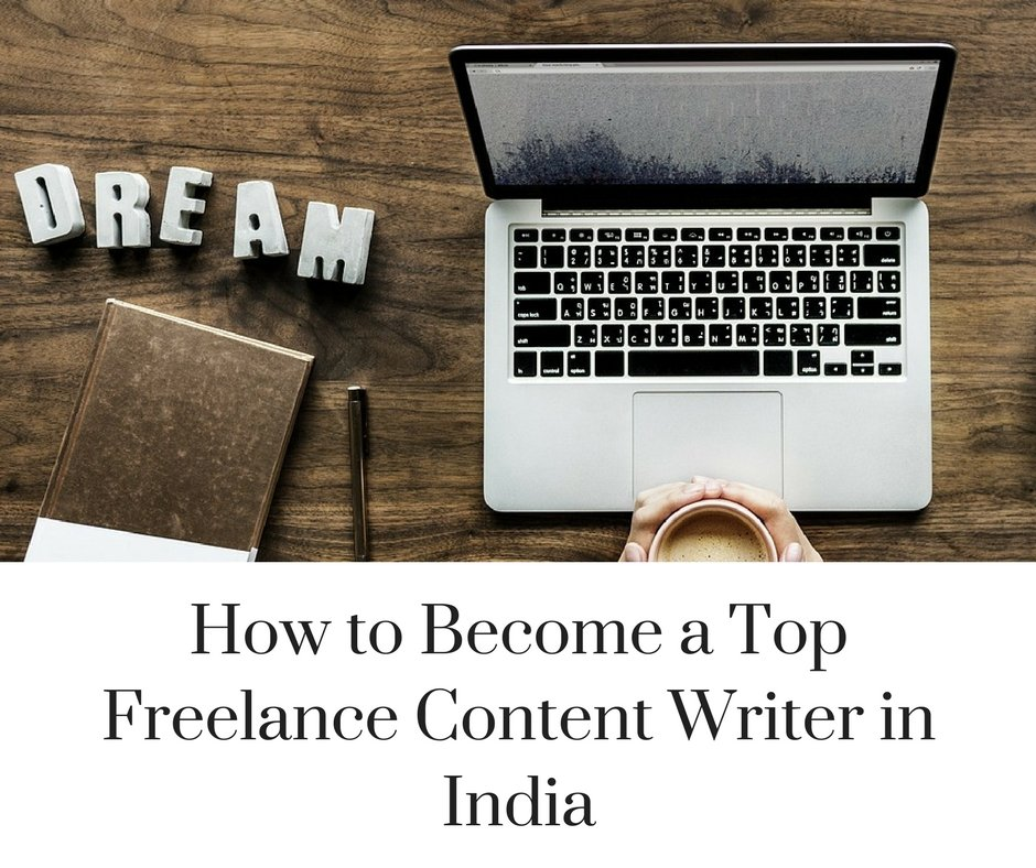 Becoming a top freelance content writer in India isn't as easy as one might think. There is a lot of blood, sweat, and hard work that goes into it.