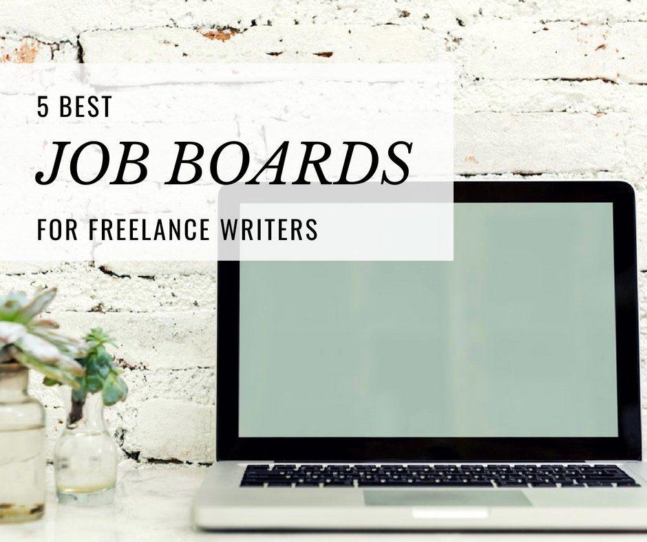 Best-Job boards-Freelance-Writers
