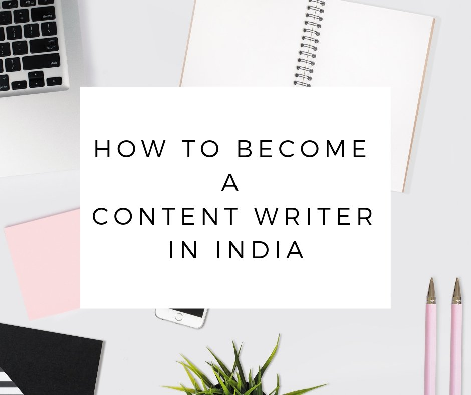 You can become a content writer in India and actually make a living writing. But what steps do you need to take to become a successful freelance writer?