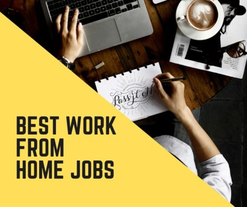Working from home is a pipedream for many, but finding work from home jobs that actually pay well, can be a rather difficult task.