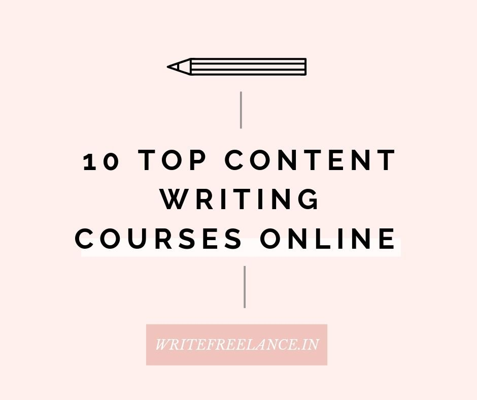 Finding the best content writing courses online can help you refine your writing skills and serve as a stepping stone for you to become a successful content writer.