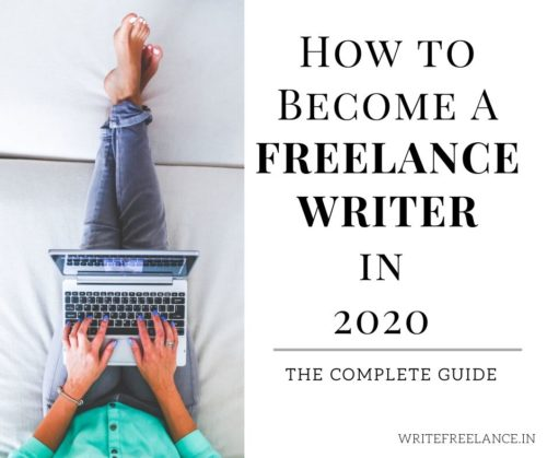 One of the most common questions I get asked is -- How to become a freelance writer with no experience at all? And honestly, I don't know how to answer it in a single sentence because there is just so much that goes into freelancing.