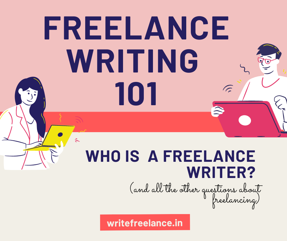 A freelance writer is a self employed professional who writes for a living. They can work for magazines, publications, or websites. Most freelance writers are paid per article, per word, or per project, depending on the kind of work they handle.
