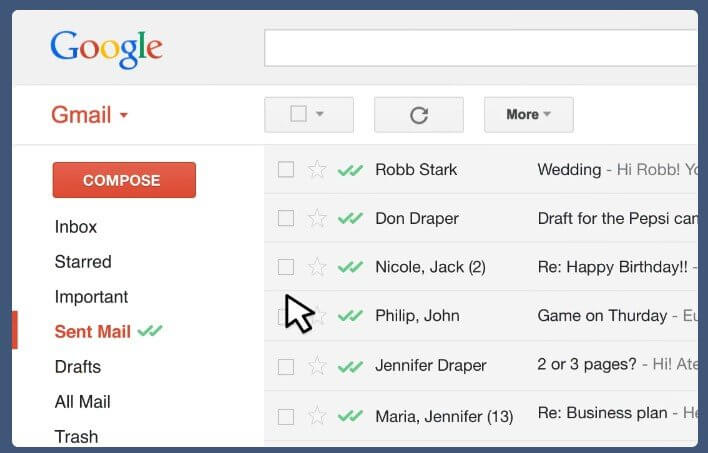 As a Freelance Writer if you constantly worried if your email was read or not, get Mailtrack.