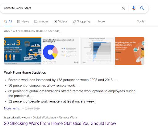 content writer freelance remote work stats